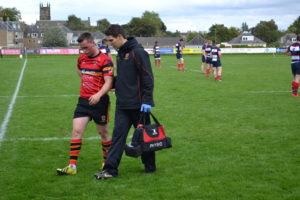 Physio Edinburgh, sports physio, city center, sports injury treatment, physiotherapy, massage, rugby, injury, neck and back